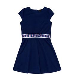 Girls Logo Waist Dress