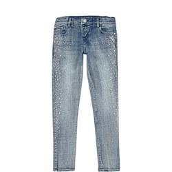 Girls Sparkle Jeans