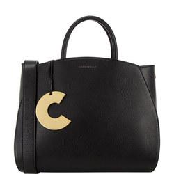 Conrete Top Handle Bag