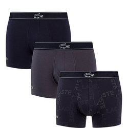 Three-Pack Cotton Stretch Boxers