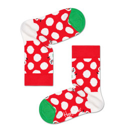 Babies Big Dot Snow Socks