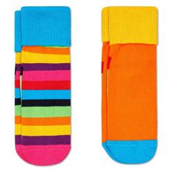 Babies Two-Pack Stripe Socks