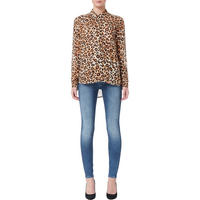 Leoni Leopard Print Shirt