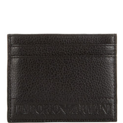 Maxi Pebbled Card Holder