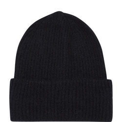 Laura Ribbed Beanie Hat