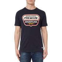 Vintage Power Graphic T-Shirt