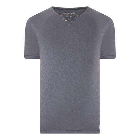 Treyden Split Neck T-Shirt