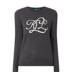 Naveela Crew Neck Sweater