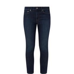 Premier Skinny Ankle Jeans