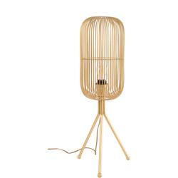 Tova Gold Tall Tripod Table Lamp