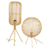 Tova Gold Spherical Tripod Table Lamp