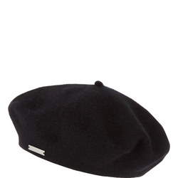 Felted Wool Beret