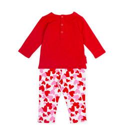 Heart Pyjama Set