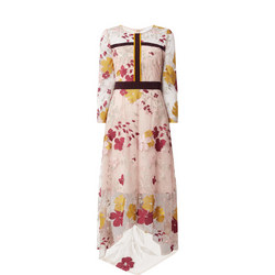 Embro Floral Dress