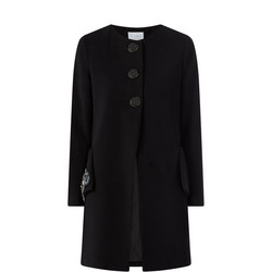 Cless Embroidered Coat