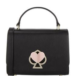 Nicola Top Handle Small Shoulder Bag