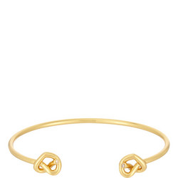 Loves Me Knot Double Cuff