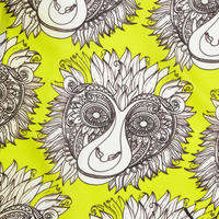 Monkeys Silk Scarf