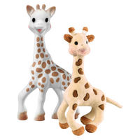 Two-Pack Plush And Chew Toy