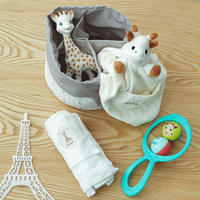 Birth Basket Gift Set