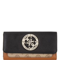 Magnolia Flap Wallet