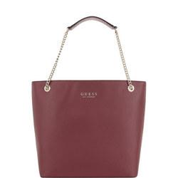 Robyn Solid Shoulder Bag