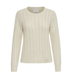 Thora Cable Knit Sweater