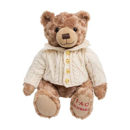 Plush Anniversary Bear 12 Inches