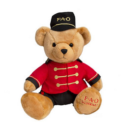 Toy Solider Teddy Bear 15 Inches