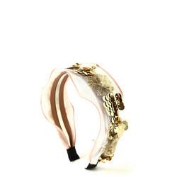 Sequin Embellished Hairband