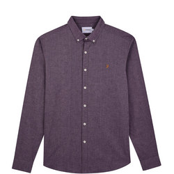 Steen Slim Fit Oxford Shirt