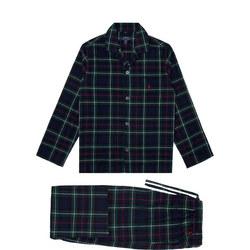 Felted Tartan Pyjama Set
