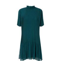 Mindy Mini Pleated Dress