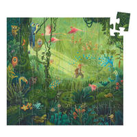In The Jungle 54-Piece Puzzle