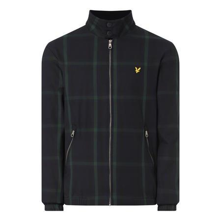 Tartan Harrington Jacket