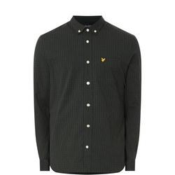 Gingham Checked Shirt