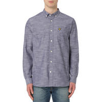 Space Dyed Oxford Shirt