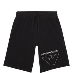 Logo Leg Shorts