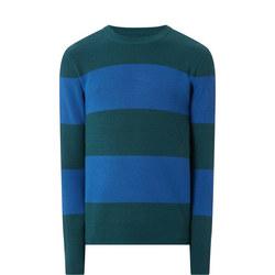 Hassan Colour Block Sweater