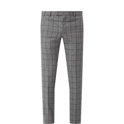 Mercer Check Trousers