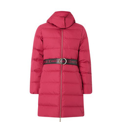 Long Puffa Jacket