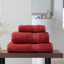 Poloma Towel Rust