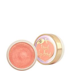 Peaches & Cream Peach Lip Scrub
