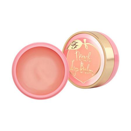 Peaches & Cream Peach Lip Balm