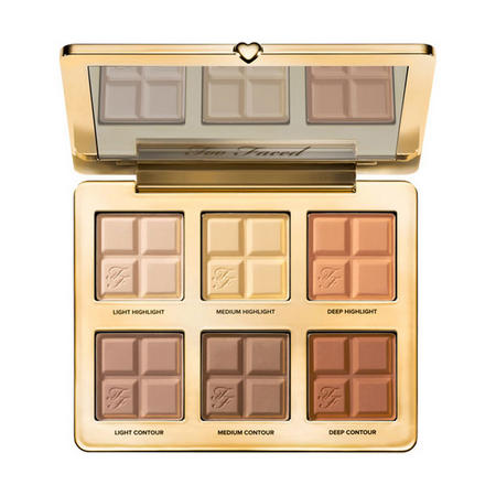Cocoa Contour Highlighting Palette