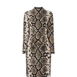 Python Pencil Dress