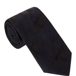 Leaves Silk Tie