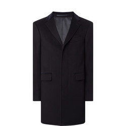 Crombie Wool and Cashmere Coat