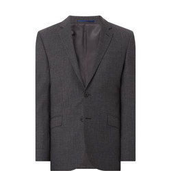Two Tone Trousers Suit
