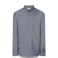 Slim Fit Contrast Shirt